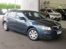 2012 Holden Cruze JH Series II MY12 CD Blue 6 Speed Sports Automatic Sedan Coolaroo Hume Area Preview