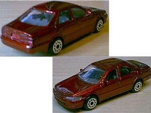 Burgundy toyota camry diecast toy car motormax 6015 red ebay for Peak motors lincolnton nc