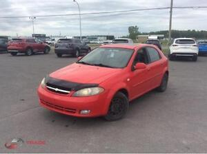 2007 Chevrolet Optra AiR Climatisee,toit ouvrant, economique