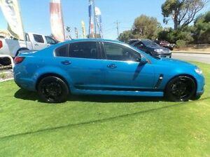 2014 Holden Commodore VF MY14 SS V Blue 6 Speed Sports Automatic Sedan Mandurah Mandurah Area Preview