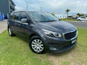 2016 Kia Carnival YP MY16 Update S Grey 6 Speed Automatic Wagon Dapto Wollongong Area Preview