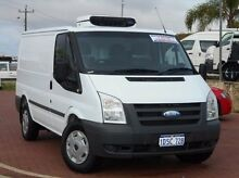 2010 Ford Transit VM ECOnetic Low Roof SWB White 6 Speed Manual Van Spearwood Cockburn Area Preview