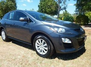 2011 Mazda CX-7 ER10L2 Classic Activematic Grey 5 Speed Sports Automatic Wagon Maryborough Fraser Coast Preview