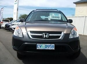 2003 Honda CR-V RD MY2004 4WD Gold 4 Speed Automatic Wagon Devonport Devonport Area Preview