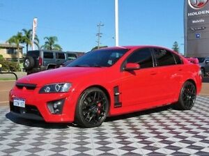 2007 Holden Special Vehicles GTS E Series Red 6 Speed Sports Automatic Sedan Alfred Cove Melville Area Preview
