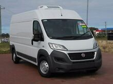 2016 Fiat Ducato Series 4 Mid Roof LWB Comfort-matic White 6 Speed Sports Automatic Single Clutch Va Spearwood Cockburn Area Preview