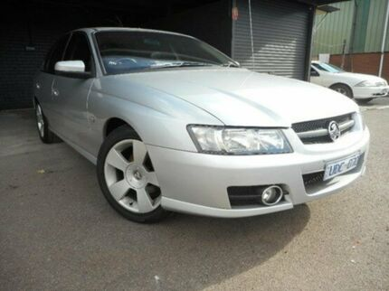 2006 Holden Commodore  Silver Automatic Sedan Thomastown Whittlesea Area Preview