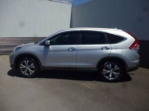 2014 Honda CR-V RM MY15 VTi-L 4WD Silver 5 Speed Sports Automatic Wagon Cooee Burnie Area Preview