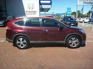 2013 Honda CR-V RM VTi-L 4WD Red 5 Speed Automatic Wagon Myaree Melville Area Preview