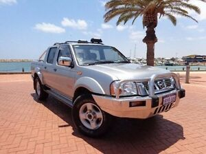 2005 Nissan Navara D22 S2 ST-R Silver 5 Speed Manual Utility Beresford Geraldton City Preview