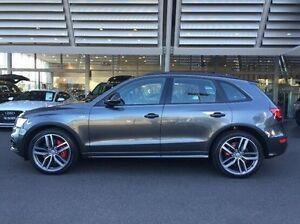 2016 Audi SQ5 Grey Sports Automatic Wagon Coffs Harbour Coffs Harbour City Preview