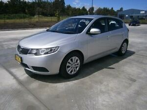 2011 Kia Cerato TD MY11 S Silver 6 Speed Sports Automatic Hatchback Mitchell Bathurst City Preview