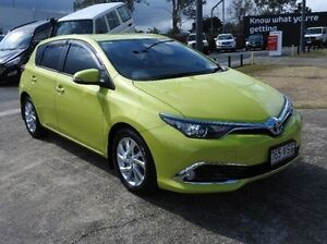 2015 Toyota Corolla ZRE182R Ascent Sport S-CVT Yellow 7 Speed Constant Variable Hatchback Wynnum Brisbane South East Preview