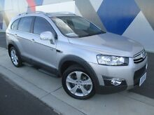 2013 Holden Captiva CG Series II MY12 Silver 6 Speed Sports Automatic Wagon Bunbury 6230 Bunbury Area Preview