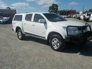2012 Holden Colorado White Sports Automatic Utility Pakenham Cardinia Area Preview