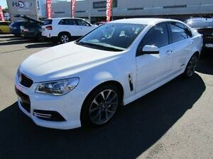 2014 Holden Commodore White Sports Automatic Sedan Cardiff Lake Macquarie Area Preview