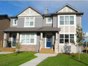 BRAND NEW DUPLEX Availabel for RENT (780-709-1615)