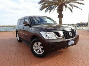 2013 Nissan Patrol Y62 ST-L Brown 7 Speed Sports Automatic Wagon Beresford Geraldton City Preview
