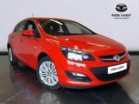 2015 VAUXHALL ASTRA HATCHBACK SPECIAL E