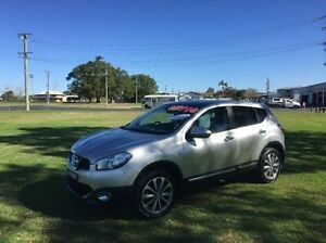 2011 Nissan Dualis Silver Manual Hatchback East Kempsey Kempsey Area Preview