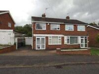 3 bed house to let oadby