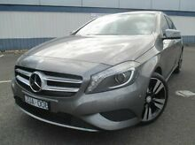 2013 Mercedes-Benz A200 W176 D-CT Grey 7 Speed Sports Automatic Dual Clutch Hatchback Coburg North Moreland Area Preview