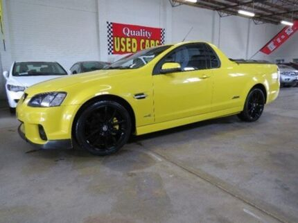 2011 Holden Ute VE II MY12 SS V Hazard 6 Speed Manual Utility Fyshwick South Canberra Preview