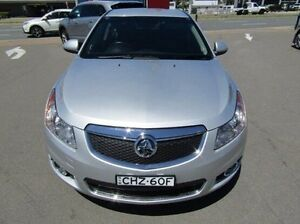 2012 Holden Cruze JH Series II MY12 CDX Silver 6 Speed Sports Automatic Sedan Cardiff Lake Macquarie Area Preview