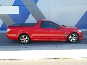 2013 Holden Ute VF MY14 SV6 Ute Red 6 Speed Manual Utility Bunbury Bunbury Area Preview