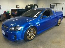 2008 Holden Ute VE SS V Blue 6 Speed Manual Utility Fyshwick South Canberra Preview