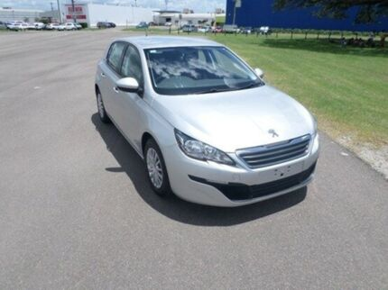 2016 Peugeot 308 T9 Access Grey 6 Speed Sports Automatic Hatchback