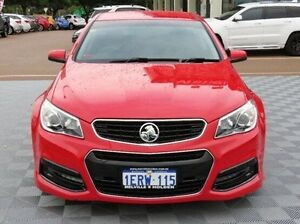 2014 Holden Ute VF MY14 SS Ute Red 6 Speed Sports Automatic Utility Alfred Cove Melville Area Preview