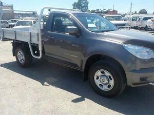 2012 Holden Colorado Grey Manual Cab Chassis Pakenham Cardinia Area Preview