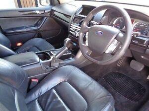 2008 Ford Falcon Black Sports Automatic Sedan Traralgon Latrobe Valley Preview