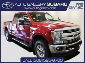 2018 Ford Super Duty F-350 SRW LARIAT | ULTIMATE PACKAGE | TWIN