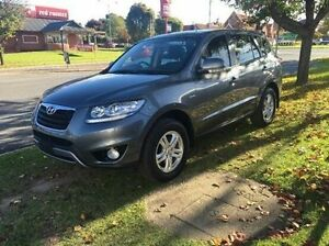 2011 Hyundai Santa Fe CM MY12 Elite Grey 6 Speed Sports Automatic Wagon Wodonga Wodonga Area Preview