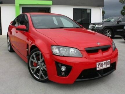 2006 Holden Special Vehicles GTS E Series Red 6 Speed Auto Seq Sportshift Sedan Kedron Brisbane North East Preview