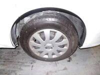 "Vauxhall Vivaro Steel rims 16"" 5x114.3 Honda Toyota Nissan"