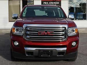 2015 GMC Canyon 4WD SLT Peterborough Peterborough Area image 11