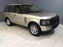 2003 Land Rover Range Rover L322 03MY HSE Beige 5 Speed Automatic Wagon Kingsgrove Canterbury Area Preview