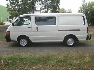 1999 Toyota Hiace RZH113R LWB White 5 Speed Manual Van Beverley Charles Sturt Area Preview