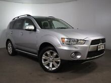 2012 Mitsubishi Outlander ZH MY12 VR-X Silver 6 Speed Sports Automatic Wagon Mount Gambier Grant Area Preview