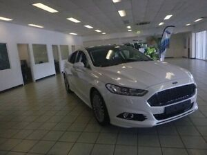 2014 Ford Mondeo White Sports Automatic Dual Clutch Hatchback Berrimah Darwin City Preview
