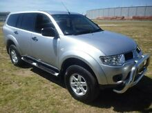 2011 Mitsubishi Challenger PB (KH) MY11 Silver 5 Speed Manual Wagon Invermay Launceston Area Preview