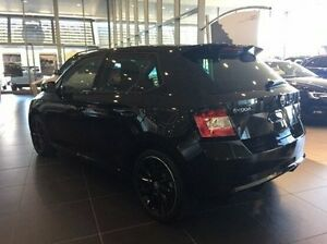 2016 Skoda Fabia Black Sports Automatic Dual Clutch Hatchback Coffs Harbour Coffs Harbour City Preview