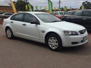 2006 Holden Commodore VE Omega White 4 Speed Automatic Sedan Thomastown Whittlesea Area Preview