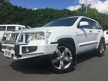 2012 Jeep Grand Cherokee WK MY2012 Limited White 5 Speed Sports Automatic Wagon West Mackay Mackay City Preview