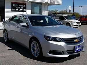 2015 Chevrolet Impala LT Peterborough Peterborough Area image 10