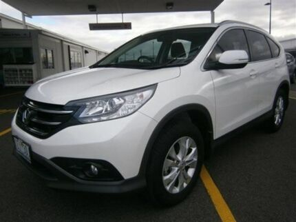 2013 Honda CR-V RM VTi-S 4WD White Orchid 5 Speed Automatic Wagon Strathmore Heights Moonee Valley Preview