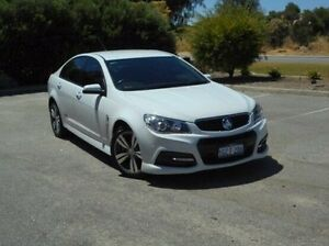 2014 Holden Commodore VF MY15 SS White 6 Speed Sports Automatic Sedan East Rockingham Rockingham Area Preview